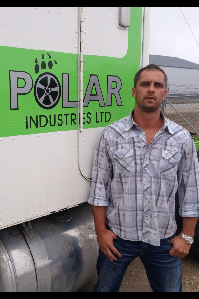 Ice Road Truckers, Polar Industries and CB Radio | simonthewizard