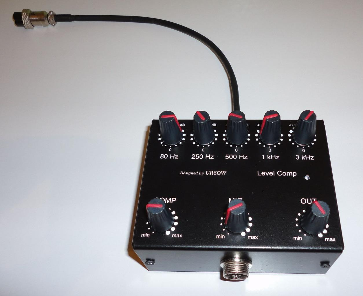 Ur6qw Sound Eq    Compressor