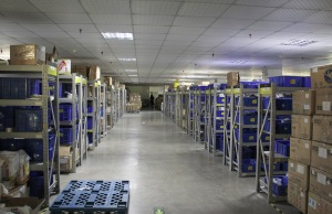 warehouse-Metarial