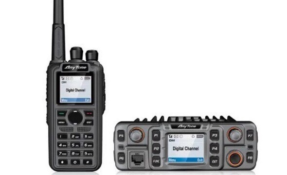 Anytone Plans DMR & Possible Other VHF/UHF Radios