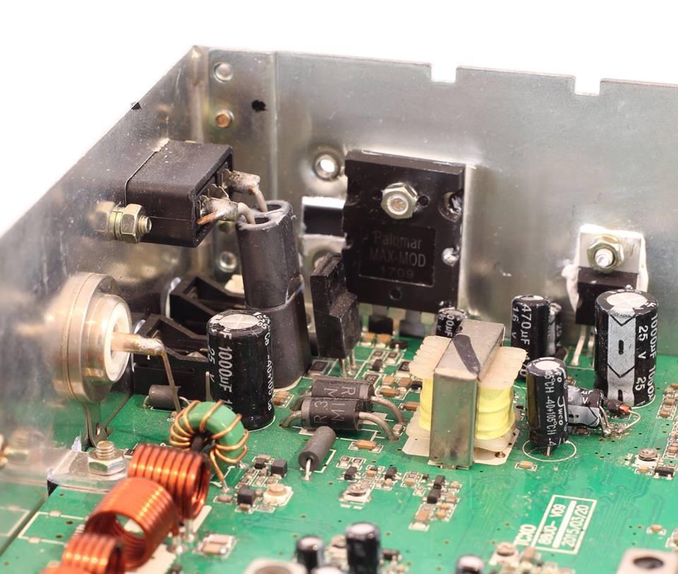 Palomar MAX-Mod PnP Transistor Magnum1 Upgrade | Simonthewizard