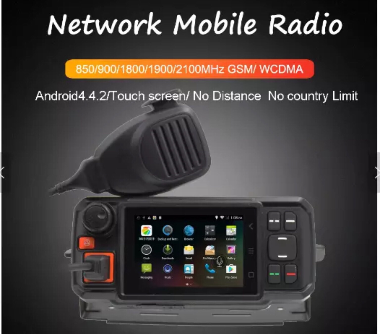 Anysecu 3G-W2 Network Radio | Simonthewizard