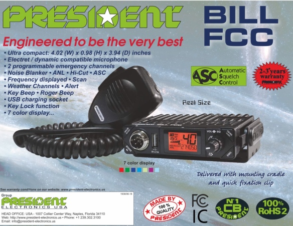 NEW* President Bill FCC $99 99 | Simonthewizard