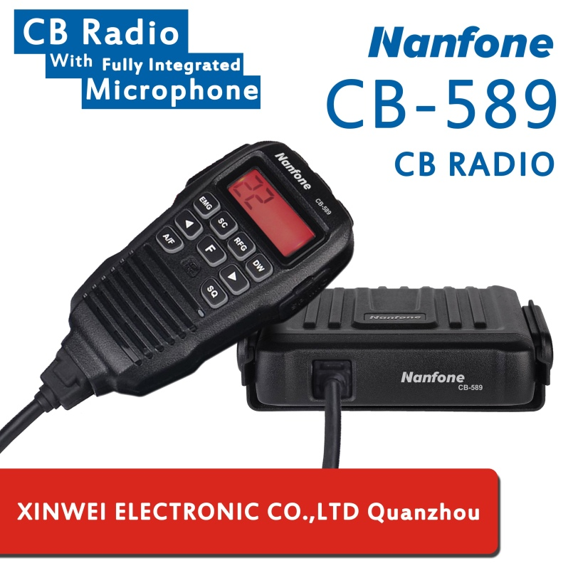 Export Cb Radio